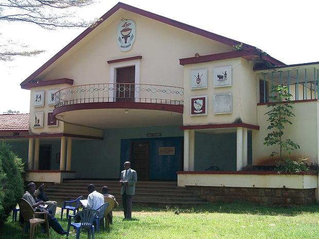 The Bungoma County Council Hall