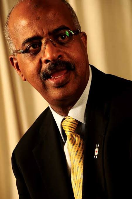 Why Kenya Red Cross Boss Abbas Gullet Is No Different From